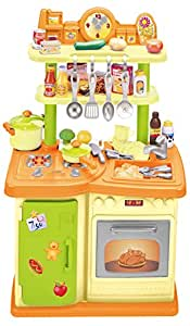 Redbox electronic kitchen play set toys games for Electronic kitchen set