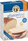 King Arthur Flour Bread Mix, Gluten Free, 18.25 Ounce Packages (Pack of 3)