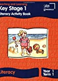 KS1 Literacy Activity Book: Year 1, Term 1