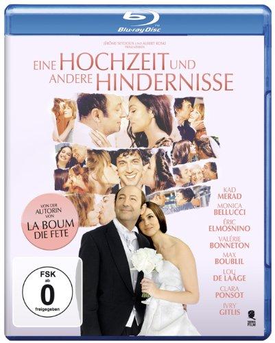 Eine Hochzeit und andere Hindernisse [Blu-ray]