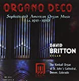 : Organo Deco: David Britton
