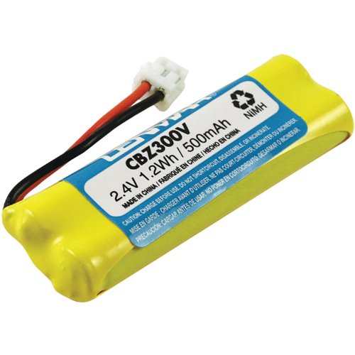 Lenmar Replacement Battery For Vtech Bt-18443, Bt-28443, Ls-6125, Ls-6115, Ls-6117 Cordless Phone (Cbz300V)