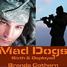 Mad Dogs 1 & 2: A Mad Dogs Volume Audiobook by Brenda Cothern Narrated by Michael Vasicek