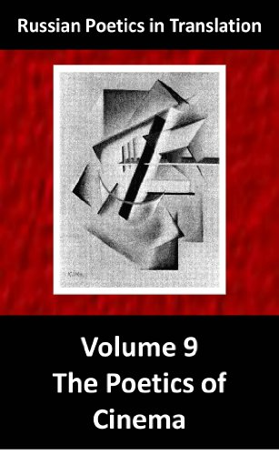 the-poetics-of-cinema-russian-poetics-in-translation-book-9-english-edition