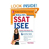 McGraw-Hill's SSAT/ISEE: Secondary School Admission Test, Independent School Entrance Exam