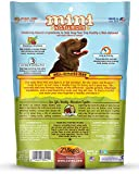 Zukes Mini Naturals Dog Treats, Roasted Chicken Recipe, 1-Pound