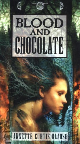 Cover of Blood and Chocolate
