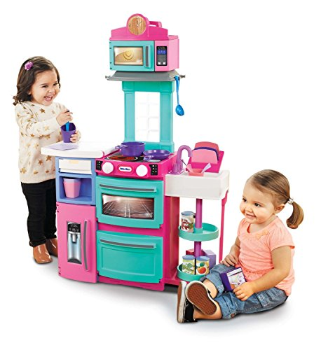 Little-Tikes-Cook-n-Store-Kitchen-Playset-Multiple-Colors