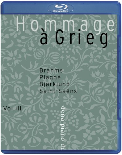 Buy Hommage a Grieg 3 From amazon