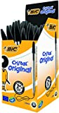 BiC Cristal Medium Ballpoint Pen - Black