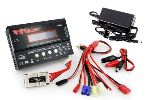 Combo Special: Tenergy TB6-B Balance Charger