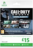 Microsoft Gift Card - GBP15 Call of Duty Ghosts Branded (Xbox One/360)