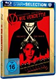 Image de BD * V wie Vendetta [Blu-ray] [Import allemand]