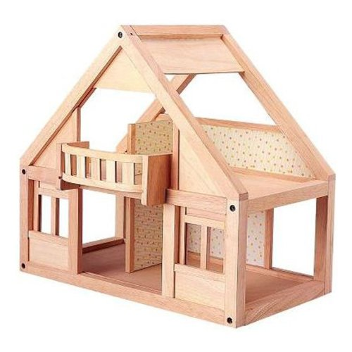 Chalet Puppenhaus Plantoys Holz Puppenstube ~ Plan Toys Sonstige  Plan Toys 7110  Mein erstes Puppenhaus