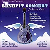 Warren Haynes Presents: The Benefit Concert, Vol.1 by Warren Haynes, Govt Mule, Derek Trucks Band, Susan Tedeschi, Cry Of Love, Edwin Live edition (2007) Audio CD