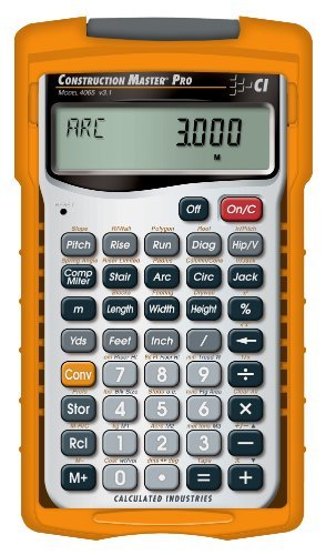 Construction master calculator for Home construction calculator