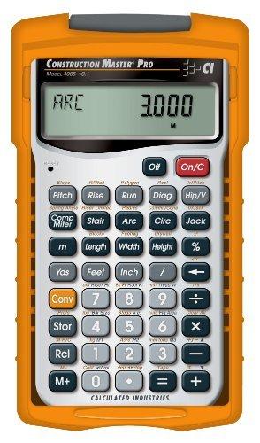 Construction master calculator for House construction calculator