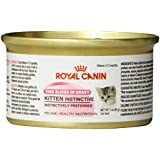 Royal Canin Canned Cat Food, Kitten Instinctive (Pack of 24 3-Ounce Cans)