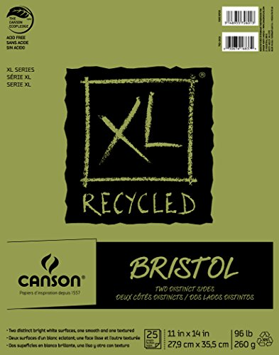 canson-xl-series-recycled-bristol-pad-11x14-fold-over-bound