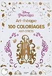 Princesses - Disney: 100 coloriages a...