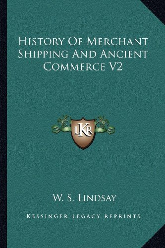 History of Merchant Shipping and Ancient Commerce V2