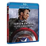 Captain America : First Avenger - Combo Blu-ray + DVD [Blu-ray]par Chris Evans