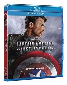 Captain America : The First Avenger [Combo Blu-ray + DVD]