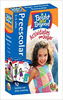 Bright and Beyond - Actividades para jugar - Preescolar (Spanish