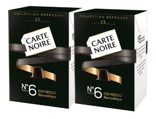 Purchase Nespresso Carte Noire No.6 ROMANTIQUE Espresso Coffee Capsules (20 Capsules) - Carte Noire