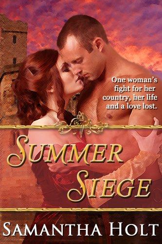 Summer Siege (Medieval Romance) by Samantha Holt