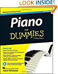 Piano For Dummies, Book + Online Vide...