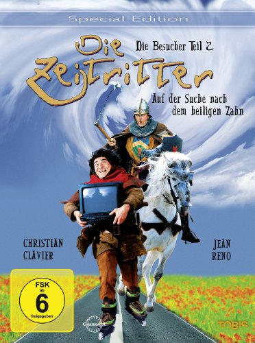 Die Zeitritter - Auf der Suche nach dem heiligen Zahn [Special Edition]