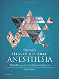 img - for Brown's Atlas of Regional Anesthesia, 5e book / textbook / text book
