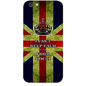 Skin4gadgets I CAN'T KEEP CALM I'm FROM KOCHI - Colour - UK Flag Phone Skin for APPLE IPHONE 6S PLUS