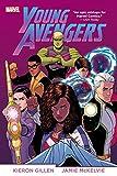 Young Avengers by Kieron Gillen & Jamie McKelvie Omnibus