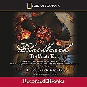 Blackbeard the Pirate King | [J. Patrick Lewis]