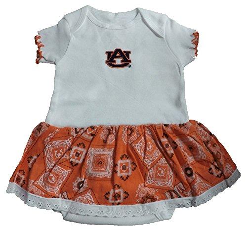 Auburn Tigers Baby Dress Tigers Baby Dress Tiger Baby