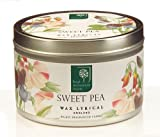 Wax Lyrical Royal Horticultural Society Sweet Pea Tin Candle