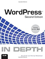 WordPress In Depth (2nd Edition) Front Cover