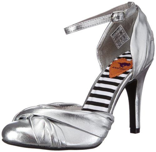 ROCKET DOG Oliva Womens Close-Toe heels OLIVALG Silver 4 UK, 37 EU