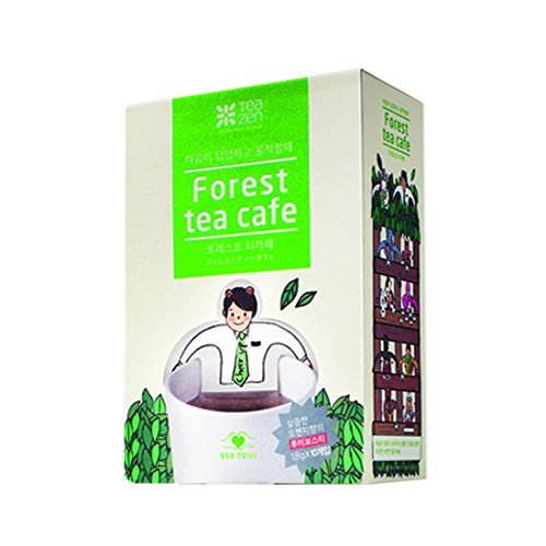 [Teazen] Korea Traditional Tea, Forest Tea Caf? Orange Rooibos Tea (Happy Tea)