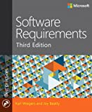 img - for Software Requirements (3rd Edition) (Developer Best Practices) book / textbook / text book