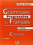 Grammaire progressive du fran�ais - C...