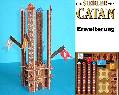 """Die Siedler von Catan – Erweiterung """"Catanischer Rat"""""""