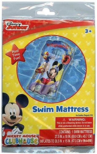 Disney Junior Mickey Mouse Swim Mattress