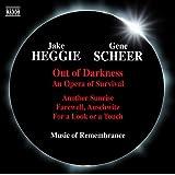 Heggie & Scheer: Out of Darkness