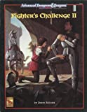 Fighter's Challenge II Hhs1 One on One Adventure (Advanced Dungeons & Dragons, 2nd Edition)