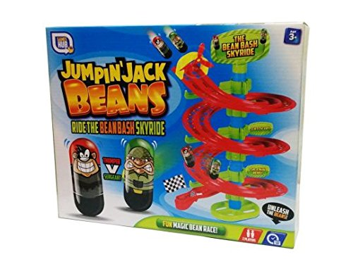Grafix Jumpin' Jack Beans Game - Ride le Beanbash Skyride