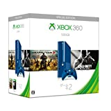 【Amazon.co.jp限定】 Xbox 360 500GB Blue Gears of War 3 & Call of Duty Black Ops II 同梱版 (3M6-00038) (数量限定特典 Xbox Live 12ヶ月ゴールドメンバーシップ 付)