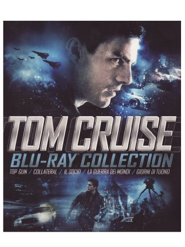 Tom Cruise - Blu-ray collection [IT Import]